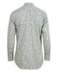 Paul Smith - Multicolor 659a-v76 Aran Shirt for Men - Lyst