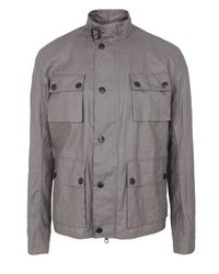 Paul Smith | Gray 963k-r99 Light Grey Jacket for Men | Lyst