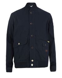 Paul Smith | Blue Navy Jacket for Men | Lyst