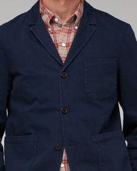 Universal Works | Blue Draighton Jacket for Men | Lyst