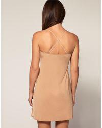 Calvin Klein - Natural Naked Glamour Solutions Slip - Lyst