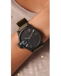 Nixon - Black Chronicle Watch - Lyst