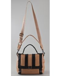 Anya Hindmarch - Brown Alban Satchel - Lyst