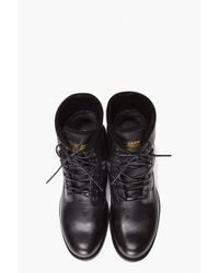 G-Star RAW | Black Patton Maker Boots for Men | Lyst