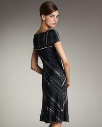 Jean Paul Gaultier - Black Convertible Zip-sleeve Dress - Lyst