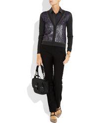 Reed Krakoff | Black Tumbled Leather Kit Bag | Lyst