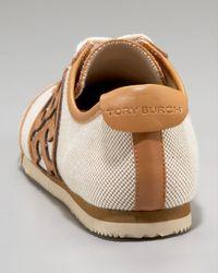 Tory Burch | Blue Murphey Sneaker | Lyst
