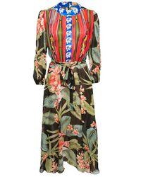 Duro Olowu | Multicolor Jungle Print Dress | Lyst