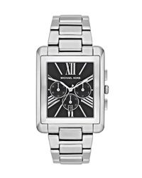 Michael Kors | Metallic Rectangle-case Bracelet Watch | Lyst