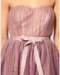 ASOS Collection | Pink Asos Petite Exclusive Exagerated Tutu Dress | Lyst