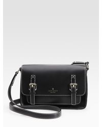 kate spade new york | Black Scout Crossbody Bag | Lyst