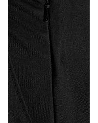 By Malene Birger - Black Taviola Woven Pencil Skirt - Lyst