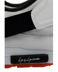 Y-3 - White Yohji Pacer Trainers for Men - Lyst