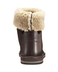 Sergio Rossi - Brown Mountain Boot for Men - Lyst