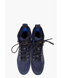 G-Star RAW - Blue Breaker Elis Island Sneakers for Men - Lyst