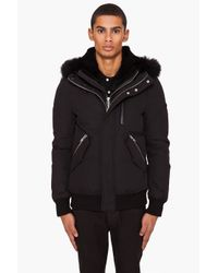 Mackage | Black Dixon Jacket for Men | Lyst