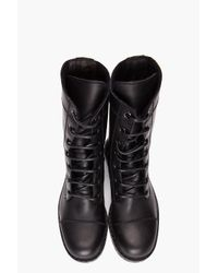 Marc Jacobs - Black Ranger Boots for Men - Lyst