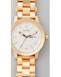 Nixon - Metallic The Spur Watch - Lyst