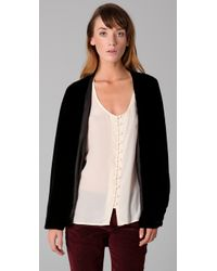 Winter Kate - Black Waxing Crescent Jacket - Lyst