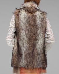 Stolen Girlfriends Club | Natural Wolf Pack Vest | Lyst