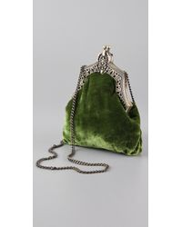 House of Harlow 1960 - Green Rey Bag - Lyst
