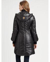 Mackage - Black Felicia Hooded Puffer Coat - Lyst