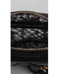 Marc By Marc Jacobs - Black Snakes On A Frame Cross Body Bag - Lyst