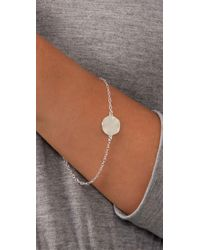 Gorjana - Metallic Chloe Charm Bracelet - Lyst