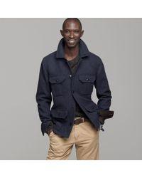 J.Crew | Blue Irvine Jacket for Men | Lyst