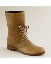J.Crew | Yellow Owen Boots | Lyst