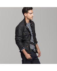 J.Crew - Black Belstaff® 50s Vintage Jacket for Men - Lyst