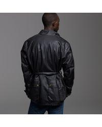 J.Crew | Black Belstaff® S. Icon Racing Jacket for Men | Lyst