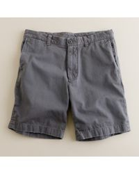J.Crew | Gray Stanton Short for Men | Lyst