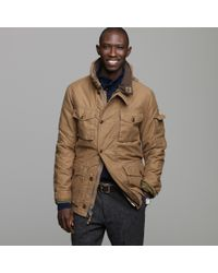 J.Crew | Natural Field Mechanics Jacket for Men | Lyst