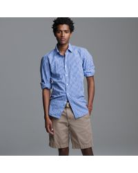 J.Crew | Natural Stanton Short for Men | Lyst