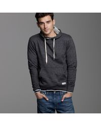J.Crew | Gray Saturdays Pullover Hooded Sweatshirt for Men | Lyst