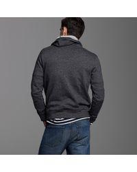 J.Crew - Gray Saturdays Pullover Hooded Sweatshirt for Men - Lyst