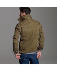 J.Crew   Green Trapper Jacket for Men   Lyst