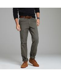 J.Crew | Green Stanton Pant in Classic Fit for Men | Lyst