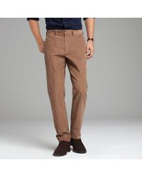 J.Crew | Natural Bowery Cord in Classic Fit for Men | Lyst