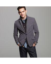 J.Crew | Gray Corduroy 14-wale Sportcoat in Ludlow Fit for Men | Lyst