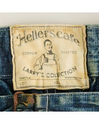 J.Crew - Blue Hellers Café™ By Warehouse Lion Pant Mastered for Men - Lyst