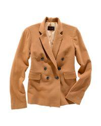 Madewell | Brown Bandelier Blazer | Lyst