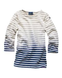 Madewell | Blue Share With...le Minor® Dip-dyed Tee | Lyst