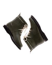 Madewell | Green Ilse Jacobsen Short Rain Boots | Lyst