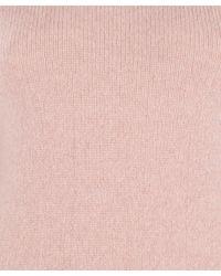 Margaret Howell - Pink Old Rose Island Cashmere Jumper - Lyst