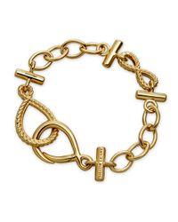 Shaun Leane | Yellow Golden Gypsy Moth Bracelet | Lyst