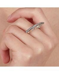 Stephen Webster - Metallic Diamond Rapture Ring - Lyst
