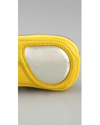 Marc By Marc Jacobs | Yellow Sunglasses Case | Lyst