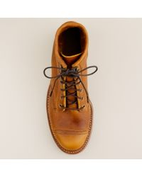 J.Crew | Brown Chippewa® For J.crew Homestead Boots for Men | Lyst
